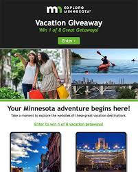 Minnesota travel websites images Tk421creative email design jpg