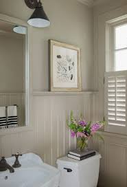 style chic painting just one wall in a room best two toned walls