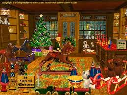 3d magic christmas toy shop download