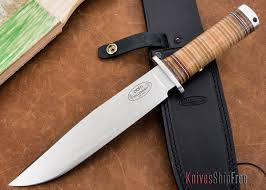Fallkniven Kitchen Knives Fallkniven Nl2 Oden Leather Handle Nl2 Leather Sheath