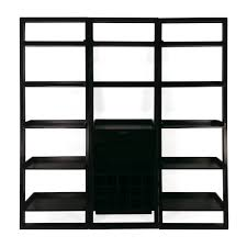 Modular Bookshelf by 81 Off Crate And Barrel Crate And Barrel Modular Leaning