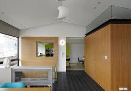 modern home interior design idea with black wood floor paint feat