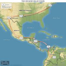 Where Is Latin America On The Map by Mexico U0027s Cartels And The Economics Of Cocaine Stratfor Worldview