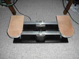 Homemade Pedal Board Design by Anyone Built Their Own Rudder Pedals