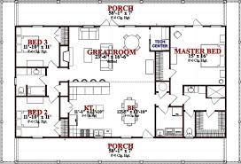 4 Bedroom Open Concept Floor Plans 1800 Square Foot House Plans 4 Bedrooms Homes Zone