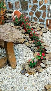 Simple Rock Garden Simple Rock Garden Decor Ideas For Front And Back Yard 22 Garden