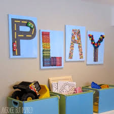 Diy Kids Bathroom - delightful design wall decor for kids homey idea kids bathroom