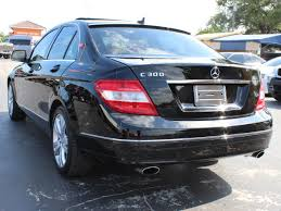 2008 mercedes c 300 2008 used mercedes c class c300 4dr sedan 3 0l luxury rwd at