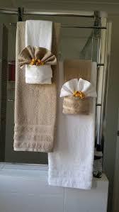 towel folding ideas for bathrooms towel folding bathroom decor decorating assistant