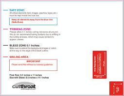 8 5 x11 brochure template cutthroat printprint your postcards at cutthroat print