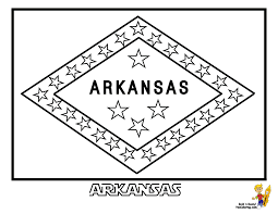 arkansas flag outline clipart collection