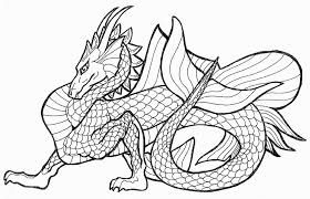 printable dragon coloring pages at children books online