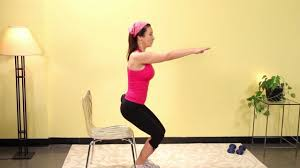 Exercise Chair As Seen On Tv Core Workout For Beginners Youtube