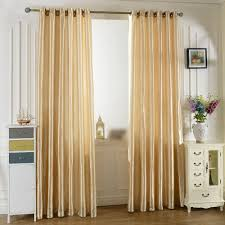 2pcs grommet blackout curtain linings panel solid bright colored