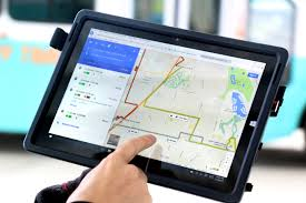 How To Plan A Route On Google Maps by Vvta Releases System Update To Google Transit Trip Planner Real