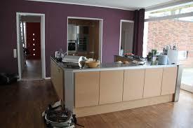 küche lila küche lila wand villa krukis