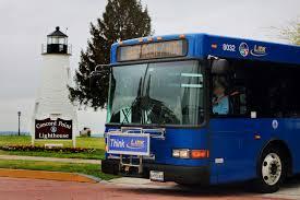 Maryland Flag Vans Harford Transit Link Harford County Md