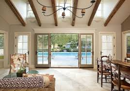 I Would Love To Turn My Garage Into A Pool House This Is Perfect - Garage into family room