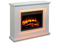 Endeavour Fires Castleton Electric Fireplace Suite Amazoncouk