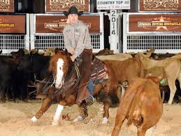 show record u2013 wes galyean cutting horses