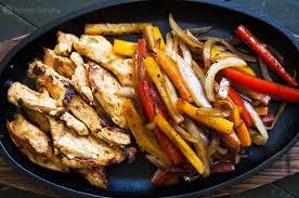 chicken fajitas recipe simplyrecipes