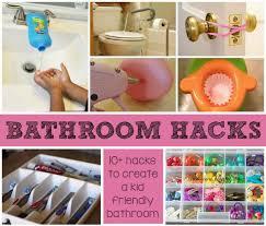 diy hacks home kid friendly bathroom hacks for busy families home daycare