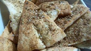 ot central cuisine savory pita chips recipe genius kitchen