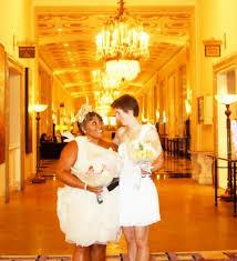 Interacial Lesbians - quickie wedding for lasting love weddingbee