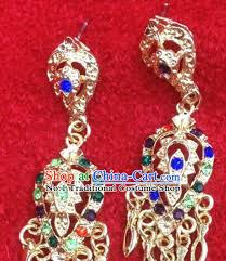 thailand earrings thailand clothing traditional thai style dresses thailand national