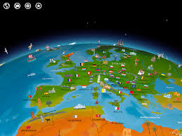 World Map App by Ipad Tips Explore The World Around You And Beyond Mytrendyphone