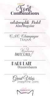 Best Resume Typeface by Resume Typeface Combinations Virtren Com