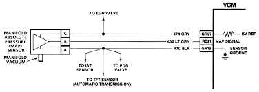 sensor wiring diagram map wiring diagrams instruction