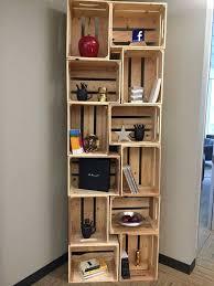 25 unique small wooden crates ideas on pinterest crate desk