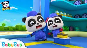 why are baby panda s magic tools moving baby panda car mechanics
