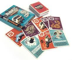 Card Game Design Roadkill Rivals Card Game Matt Graff Art Director