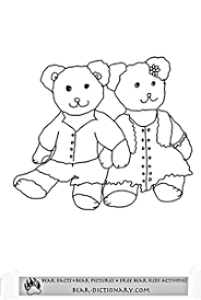 teddy bear coloring pages toby u0027s teddy bear coloring teddy
