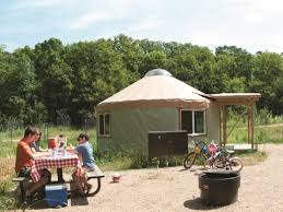 Permanent Tent Cabins World Of Yurt Where To Rent Buy Or Build A Yurt In Minnesota