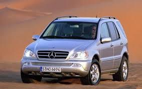 2000 mercedes suv 2000 mercedes m class vin 4jgab54e0ya152394