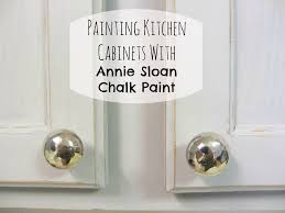Annie Sloan Painted Kitchen Cabinets Kitchen Chronicles Vol 4 The Kinda Sorta After U2013 Entirely Imperfect