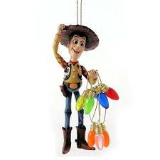 disney traditions woody story hanging ornament