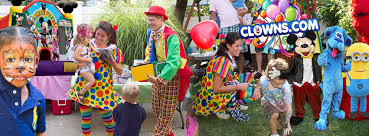 birthday party clowns clowns every occasion professional clowns clowns home