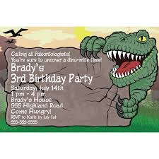 dinosaur invitations ideas dinosaurs pictures and facts