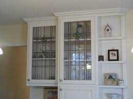 white leaded glass kitchen cabinets cool stained glass kitchen cabinet doors modern design