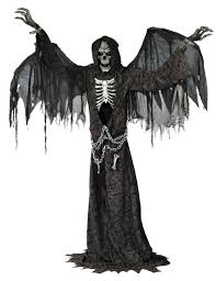 Supernatural Halloween Costumes Seasonal Visions International Halloween Costume Angel Death