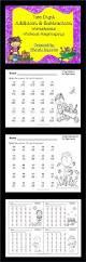 Number Line Subtraction Worksheets Best 25 Subtraction Worksheets Ideas On Pinterest Primary