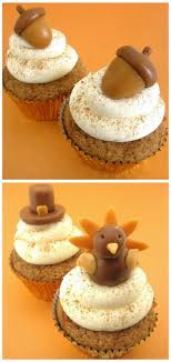 74 best thanksgiving cupcakes images on thanksgiving
