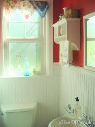 cottage style bathroom ideas a sort of fairytale a sort of fairytale bathroom makeover