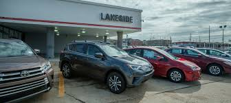lakeside toyota used cars toyota service department in metairie la lakeside toyota