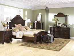 Bedroom Sets By Ashley Furniture North Shore King Panel Bed From Ashley B553 158 256 197