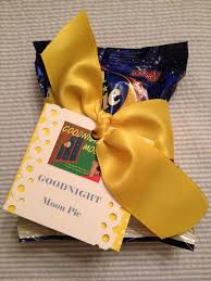 moon pie favors for children u0027s book themed baby shower it u0027s a